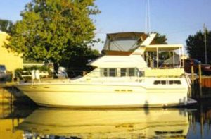 1986 Sea Ray 36' Aft Cabin