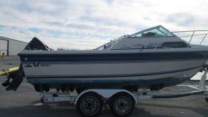 1989 Wellcraft 210 Coastal