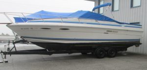 1986 Searay 27 Amberjack