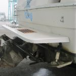 1986 27' Seray Amberjack T/ Mercruiser, Canvas, Trailer,