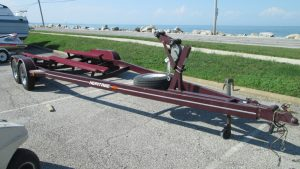 1994 Heritage Tandem Axel Trailer