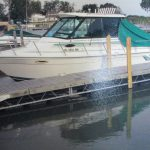 1995 Baha Cruiser 251 Fisherman Hardtop