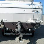 1994 Bayliner rudder