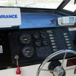 1994 Bayliner stearing
