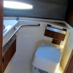 1984 Sea Ray 255 Amberjack bathroom