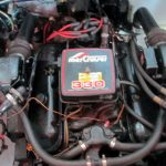 1984 Sea Ray 255 Amberjack engine